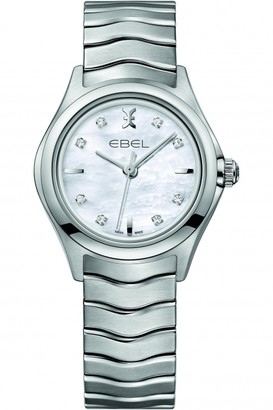 Ebel Ladies New Wave Diamond Watch 1216193