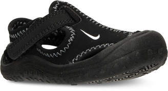 Nike Toddler Boys' Sunray Protect Sandals from Finish Line $33.99 thestylecure.com