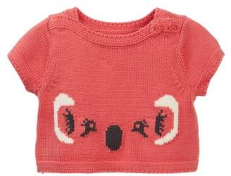Tea Collection Bellow Sweater (Baby & Toddler Girls)