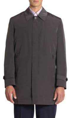 Saks Fifth Avenue COLLECTION Rain Coat