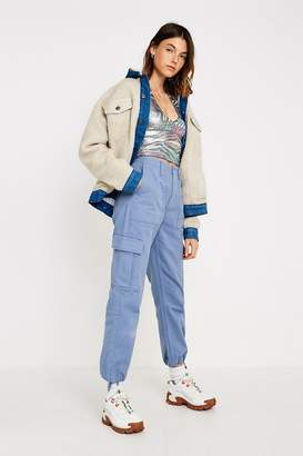Urban Outfitters Blue Cargo Pant