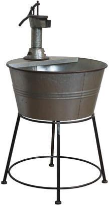 Vip International Galvanized Tub