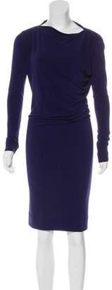 By Malene Birger Long Sleeve Midi Dress w/ Tags
