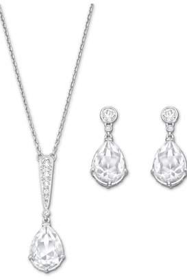Swarovski Jewellery Boxed Ring Set 5062148