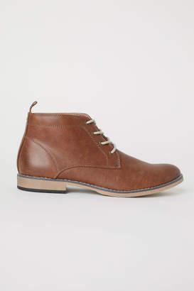 H&M Desert boots - Beige