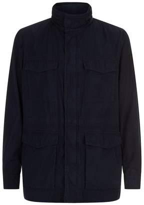 BOSS ORANGE Lightweight Funnel Neck Jacket