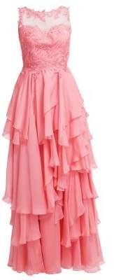 Unique Mabel Melon Gown