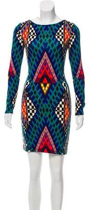 Mara Hoffman Printed Mini Dress w/ Tags