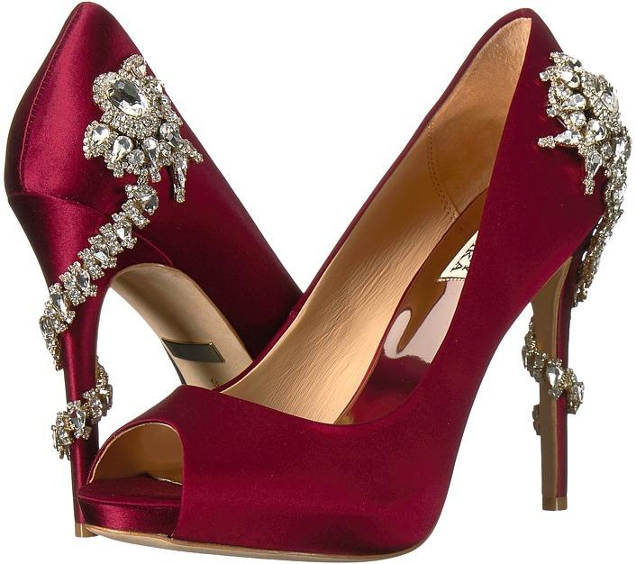 Badgley Mischka - Royal High Heels