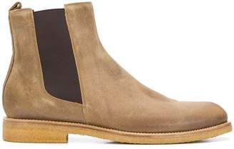 Buttero Quentin pull-on ankle boots