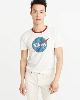 Abercrombie & Fitch Nasa Graphic Tee