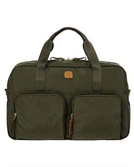 Bric's X-Bag Holdall Duffle Large With Pockets