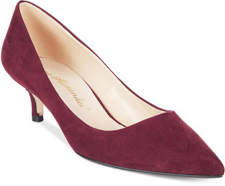 Callisto Teagan Pointed-Toe Pumps $60 thestylecure.com