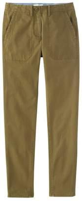 L.L. Bean L.L.Bean Women's Signature Slim Utility Pants