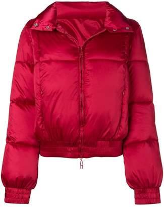 Pinko padded bomber jacket