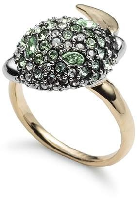 Alexis Bittar Crystal Encrusted Ring