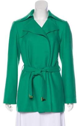 Fendi Lightweight Wool Jacket