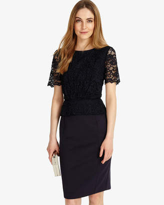 Phase Eight Halsey Lace Dress