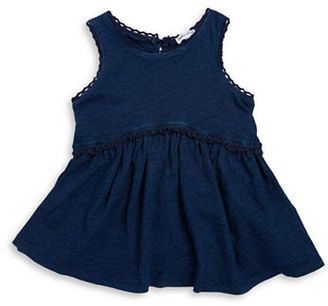 Splendid Girls 2-6x Girl's Lace Trimmed Top $32 thestylecure.com