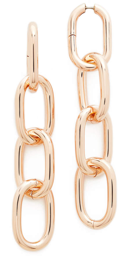 Alexander Wang Alexander Wang Four Link Earrings