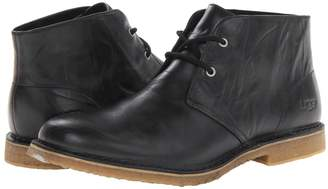 ... UGG Leighton Men's Dress Lace-up Boots