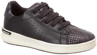 Geox Aveup Leather Sneaker
