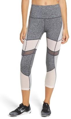Women's Zella Turning Point High Waist Crop Leggings $65 thestylecure.com