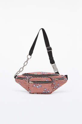 Alexander Wang Alexanderwang attica stars and stripes fanny pack