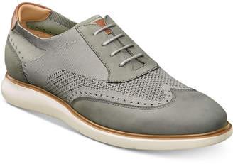 Florsheim Men The Fuel Wingtip Knit Oxfords Men Shoes