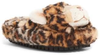 Dolce & Gabbana Leopard Slipper