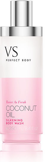Victoria's Secret Perfect Body Twice as Fresh Silkening Body Wash