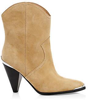 65378acd4f Joie Women's Garner Suede Ankle Boots