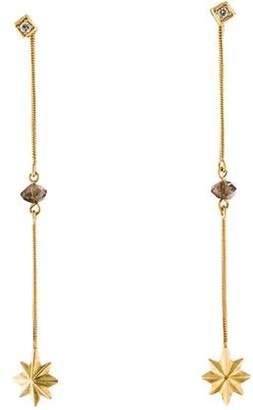 H.Stern Smoky Quartz Drop Earrings