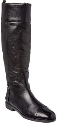 Geox D Dalya Leather Boot