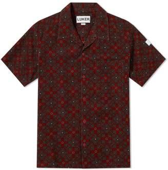 Neighborhood Luker by Short Sleeve Orient Shirt
