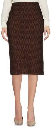 Missoni Knee length skirts - Item 35376863PP