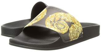 Versace Slipper Rubber Sole H.05 PVC St.Frieze