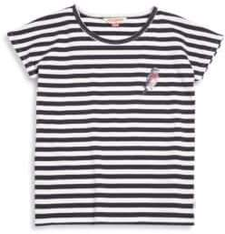 Munster Little Girl's & Girl's Striped Tee