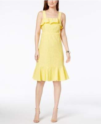 Pappagallo Bella Sleeveless Flounce Dress