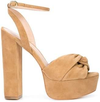 Rachel Zoe platform heel sandals