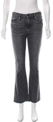 Frame Mid-Rise Le Boot Jeans