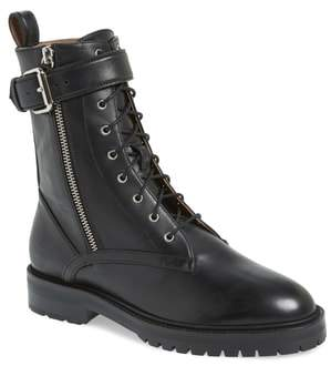 Tabitha Simmons Max Combat Boot