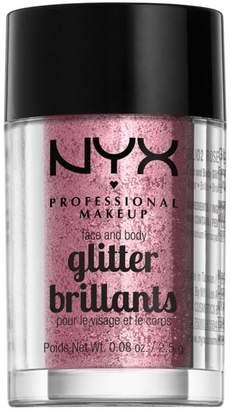 NYX Glitter Brilliance Face & Body Glitter