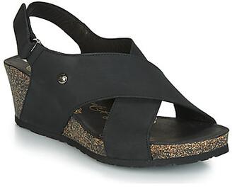 Panama Jack VALESKA women's Sandals in Black