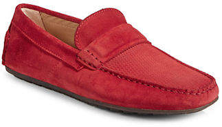 HUGO Dandy Leather Loafers