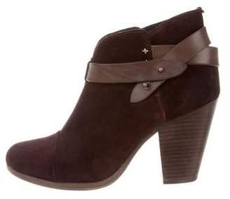 Rag & Bone Suede Harrow Boots
