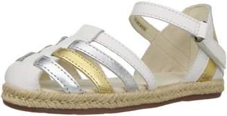UGG Girls T Matilde Metallic Sandal