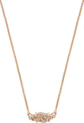 Kendra Scott Bridgette Necklace in Metallic Copper. $60 thestylecure.com