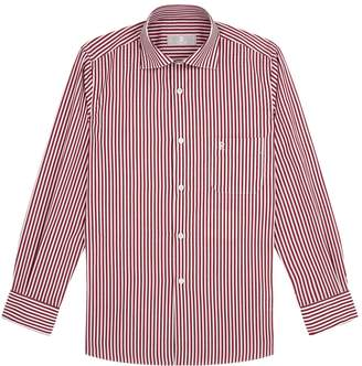 Stefano Ricci Classic Striped Shirt