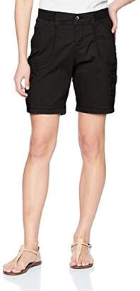 Lee Women's Petite Relaxed Fit Diani Knit Waist Bermuda Short